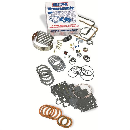 B&M 70233 Transkit Auto Trans Shift Improver Kit, 87-93 TH700R4