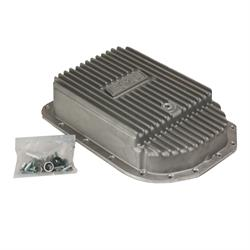 B&M 70295 Cast Deep Transmission Pan For GM 4L80E Transmission