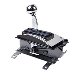 B&M 80688 Automatic Shifter, Console Quicksilver