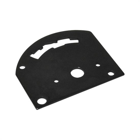 B&M 80710 Replacement Shift Gate Plate, 3-Speed Reverse Pattern