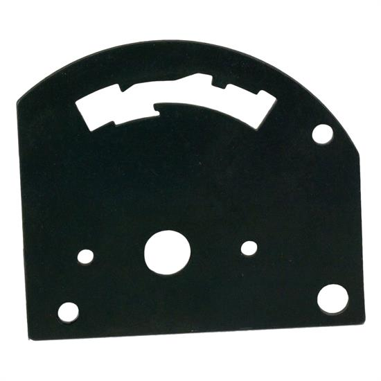 B&M 80711 Replacement Shift Gate Plate 3-Speed Standard Pattern