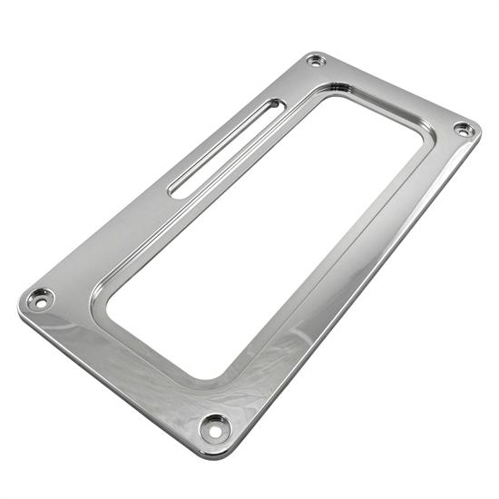 B&M 80820 Cover Plate for Megashifter and Sportshifter