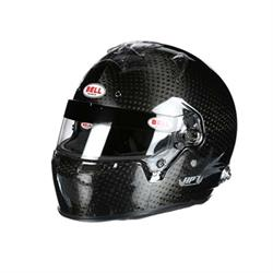 Bell HP7 Carbon Fiber SA2015 Racing Helmet, No Bill