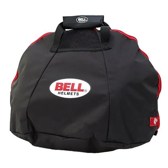 Bell 2120012 Fleece Helmet Bag, Black