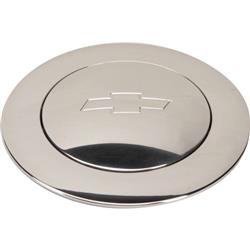Billet Specialties 32325 Polished Horn Button-Bowtie