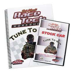 DVD - Bob Harris Race Tech Workshops Stock Car Tune To Win Set