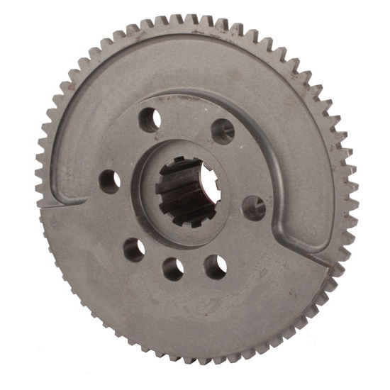 Brinn 79130 Small Block Chevy Steel Flywheel, 1 Piece Main, 1986-Up