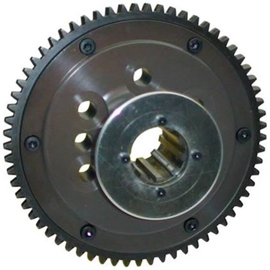 Brinn 79150 CT525 Aluminum Flywheel
