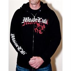 MotorCult Headers II Zip Hoodie