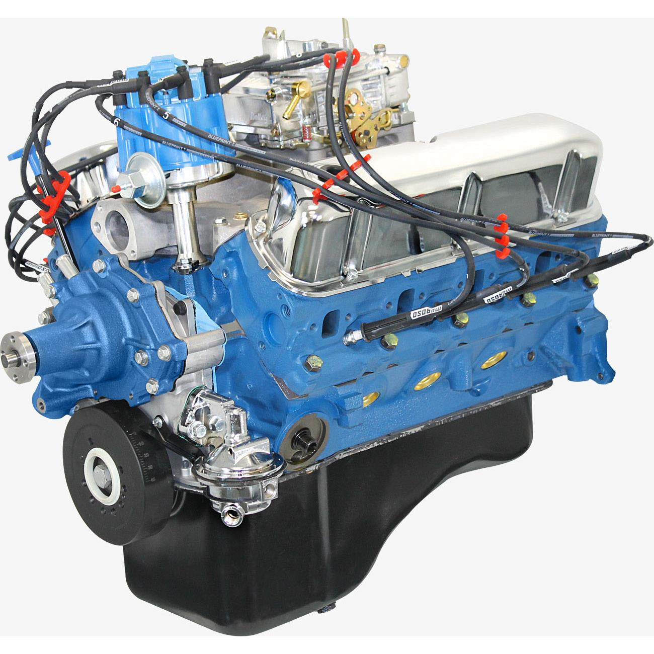 Blueprint engines free shipping speedway motors blueprint bp3023ctc dressed crate engine ford 302 235 hp malvernweather