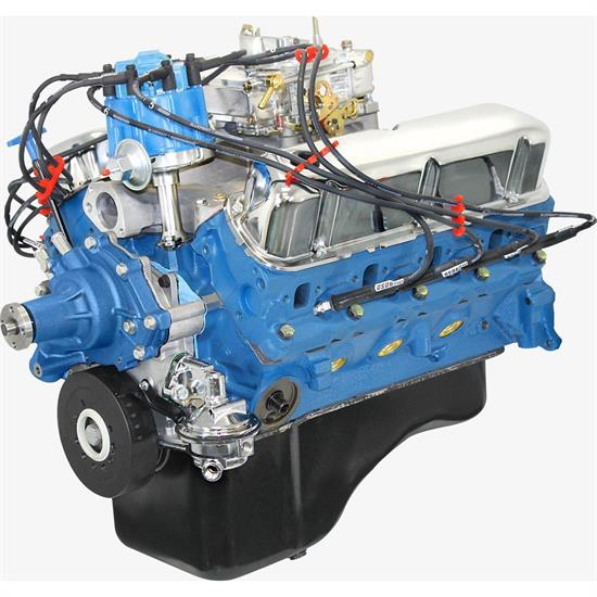 BluePrint Engines BP3024CTC Dressed Crate Engine, Ford 302