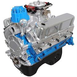 BP3027CTF 302 Crate Engine, Dressed Longblock, Fuel Injection