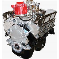 BluePrint BP3474CTC Ford 347 Stroker, Dressed Engine, Alum Heads