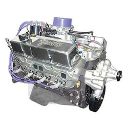 BluePrint Engines BP3555CTF Dressed EFI Crate Engine, GM 355