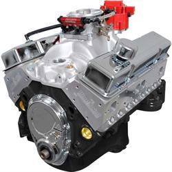 Blueprint 383 small block chevy roller crate engine 473999 blueprint bp38313ctf1 gm 383 dressed engine alum heads roller cam malvernweather Images