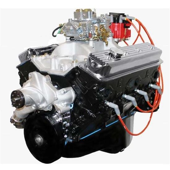 Blueprint bp3833ctc1 gm 383 dressed engine vortec heads roller cam malvernweather Gallery