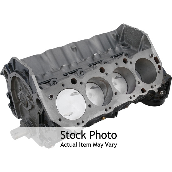BluePrint BP4961 GM 496 Stroker Shortblock Crate Engine, Forged Crank