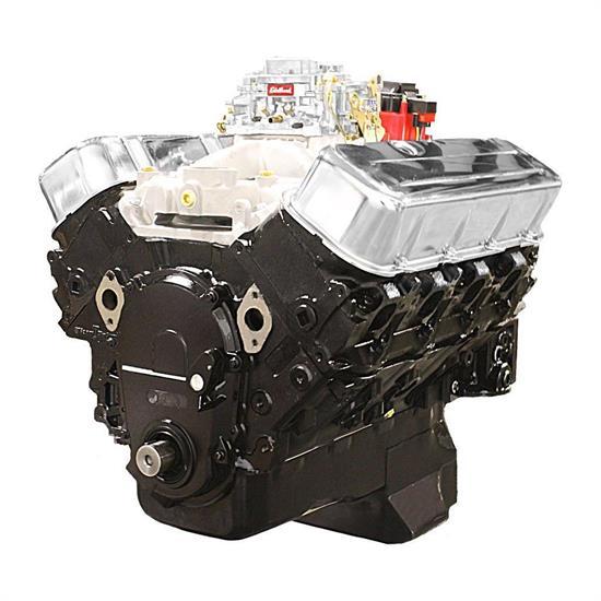 Blueprint bp4967ctc gm 496 stroker base dressed engine alum heads malvernweather Images