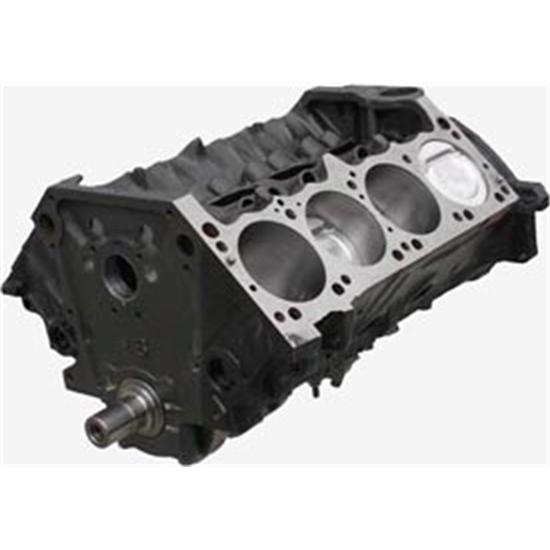 BluePrint BPC4080 Chrysler 408 Shortblock Crate Engine, Cast Crank