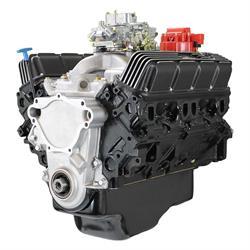 BluePrint BPC4082CTC Chrysler 408 Dressed Engine, Cast Iron Heads