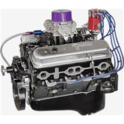 Blueprint engines 383 chevy small block v8 parts free shipping blueprint mbp3830ctc gm 383 base marine engine cast iron vortec heads malvernweather Images