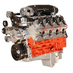 BluePrint PSLS4272SCT Chevy 427 LS Pro Series, Super Charged, Fuel Injected