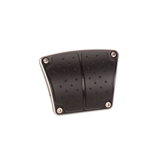 Clayton Machine BPM-206-B Manual Clutch/Brake Pad Pedal, Black