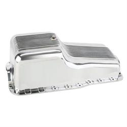289-302 Ford Finned Aluminum Oil Pan