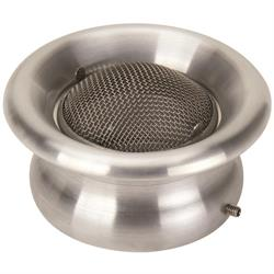 OTB Gear 4031 Stromberg Bughorn Air Filter Housing, Unpolished