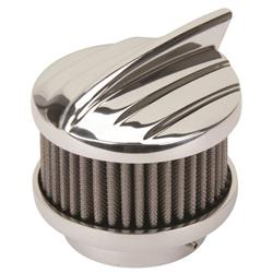 OTB Gear 4150 Stromberg Aero Series Air Cleaner, Polished