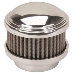 OTB Gear 4240 Rochester 2-G Dome Air Cleaner, Polished