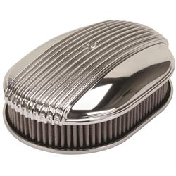 OTB Gear 4440 Razorback Style Air Cleaner, Polished