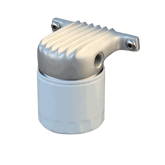 Remote Fuel Filter | Wiring Diagram