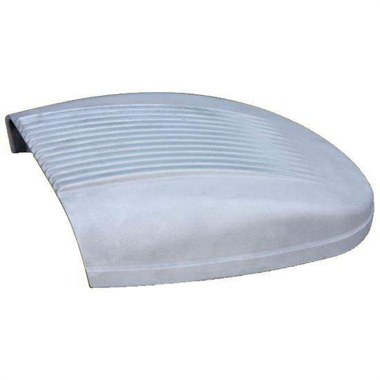 OTB Gear 6881 Hood Scoop, Unpolished