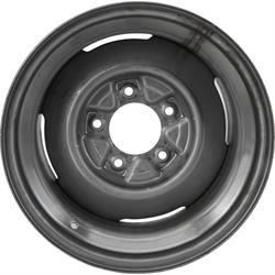 Speedway Vintage 16x10 Steel Wheels, 5 on 5.5, 4.5 Inch BS