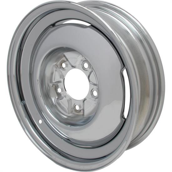 Speedway Vintage 16x4 5 Steel Wheels 5 On 5 5 2 75 Inch Bs
