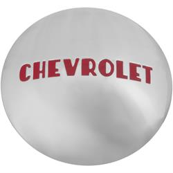 Speedway Vintage Series Wheel Hub Cap, 1947-53 Chevy Pickup Truck