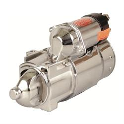 Powermaster 13510 Starter, Full size, Chrome, Chevy