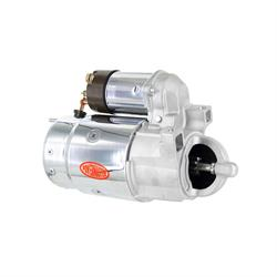 Powermaster 13631 Starter, Full size, Chrome, Chevy