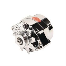 Powermaster 17294 GM 12SI 100 Amp Alternator, Chrome