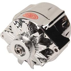 Powermaster 17297 Smooth Look Alternators, 100 AMP