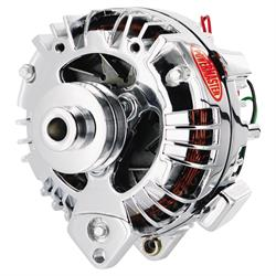 Powermaster 175091 Retro Alternator, 95A, V-belt, 12V, Chrysler