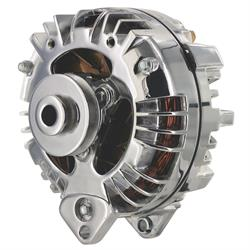 Powermaster 17519 Retro Alternator, 95A, V-belt, 12V, Chrysler