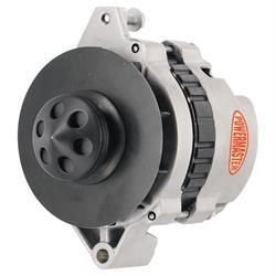 Powermaster 178021-360 Street Alternator, 105A, V-belt, 12V, GM