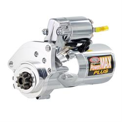Powermaster 19000-13 PowerMAX Plus Starter, Mopar, Chrome