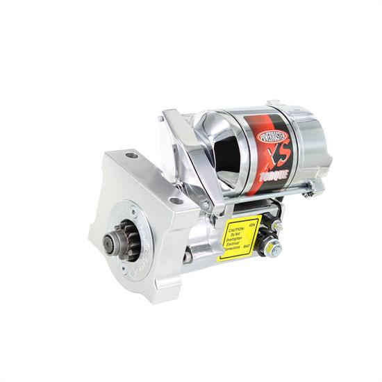 Powermaster 19509 XS Torque Starter, Mini, Natural, GM
