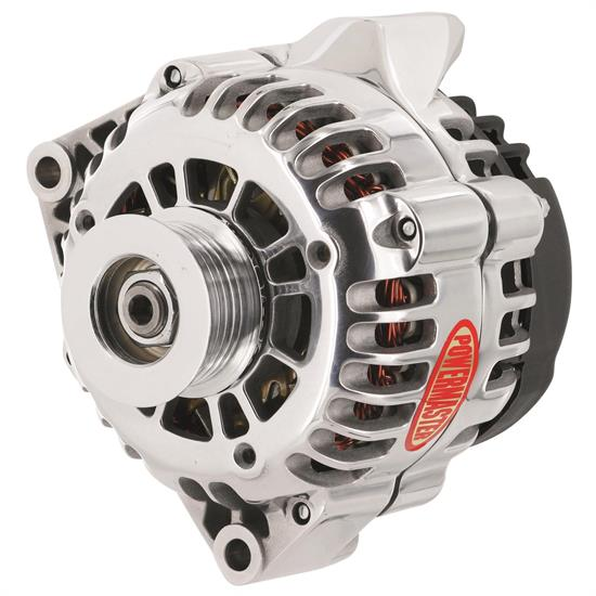 Powermaster 28231 Retro Alternator, 105 AMP