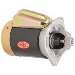 Powermaster 3124 Starter, Ford 2-bolt, Natural