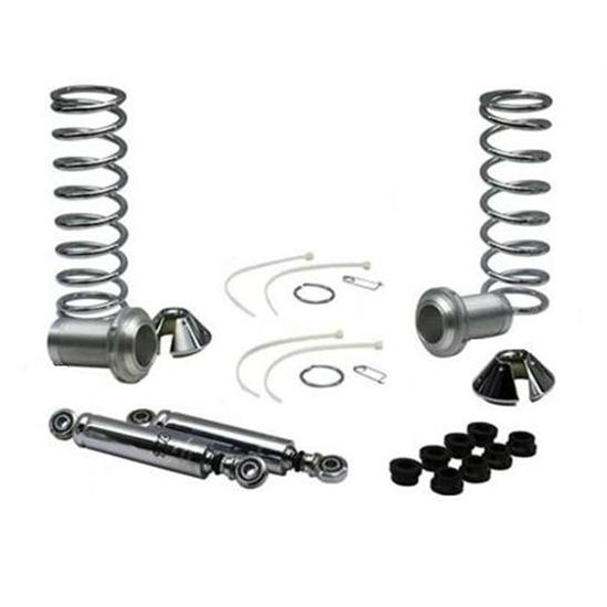 Speedway Coilover Shock Kit, 160 Rate, 13.1 Inch Mounted