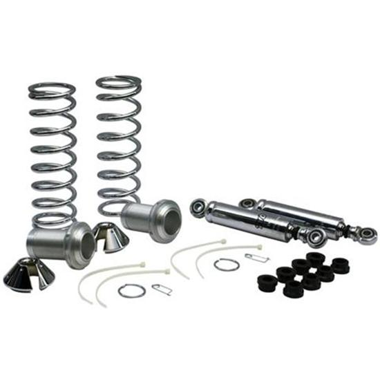Speedway Coilover Shock Kit, 125 Rate, 14.9 Inch Mounted
